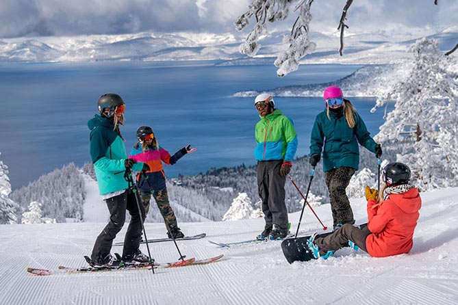 incline village ski resort