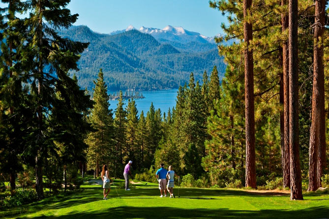 incline village golf